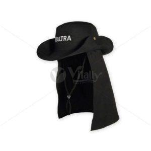 Chapéu Modelo Australiano Com Proteção de nuca